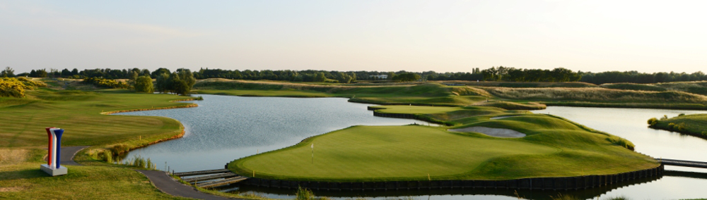 Le Golf National - 18th & 15th